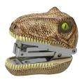 恐竜 グッズ 文房具 ステープラー ホッチキス おもちゃ ステープラー ヴェロキラプトル ユニーク雑貨特集