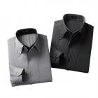 二重衿ドレスシャツ2枚組50257