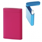 携帯灰皿 スリム ハニカム式  ピンク 599-1002