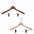 木製ハンガー 名入れ対応 42 ハンガー 木製 フォレスタ…