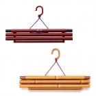 着物 ハンガー S&F着物ハンガー雅の舞 竹柄
