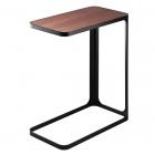 タワー サイドテーブル フレーム ブラック 07203