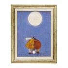 絵画 絵 インテリア 玄関 サムトフト 月夜のふたり ST-…