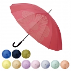 雨傘 長傘 UVカット 紫外線カット ジャンプ傘 軽量 軽…
