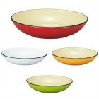 カレー皿 シチュー皿 プレート 日本製 プラスチック 割…