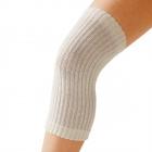サポーター 膝 ひざ ゆったり編んだシルク混サポーター…
