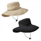 帽子 レディース uv 折りたたみ 風が通る日よけつば広…