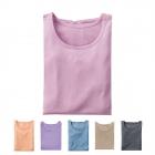 Tシャツ レディース 日本製 ひんやり涼感Tシャツ M-L