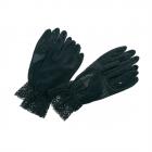 手袋 フォーマル UVカット サマー手袋 指先美人 2双組