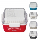 弁当箱 保冷剤付き おしゃれ 2段 食洗機対応 食洗器対…