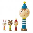 おもちゃ 赤ちゃん 木のおもちゃ キンダーシュピール …