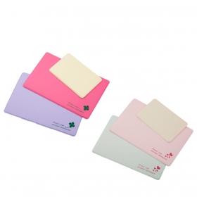 カードケース スキミング防止 磁気シールド 日本製 通帳ケース2枚 カードケース1枚 収納 大容量 通帳・カードシールドケースセット