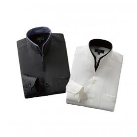 二重変化衿ドレスシャツ2枚組50238