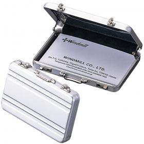 カードケース 名刺ケース ミニトランク 名刺入れ ミニALトランクカードケース(Aタイプ) A101-1002