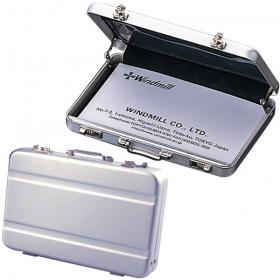 カードケース 名刺ケース ミニトランク 名刺入れ ミニALトランクカードケース(Bタイプ) A101-1002