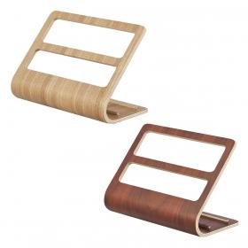 リモコンラック リモコン立て リモコン入れ タブレットスタンド 収納 シンプル モダン 天然木 タブレット&リモコンラック リン RIN