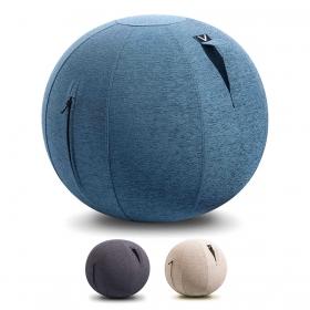 バランスボール 65cm 座るだけ イス オフィス ビボラ シーティングボール ルーノ ジェニール