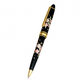 ボールペン 海外 土産 日本のお土産 山中塗 漆芸ボールペン 新さくら M15980-6