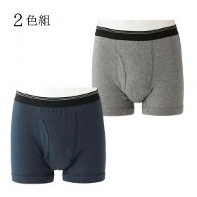 失禁パンツ 男性用 軽失禁 メンズ セット 安心ボクサーパンツ 2色組