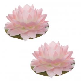 灯篭 仏壇 仏具 LED 蓮のかがやき 1-004-001