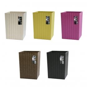 ごみ箱 おしゃれ ゴミ箱 ダストボックス コイキ モダン 角型小 4.5L