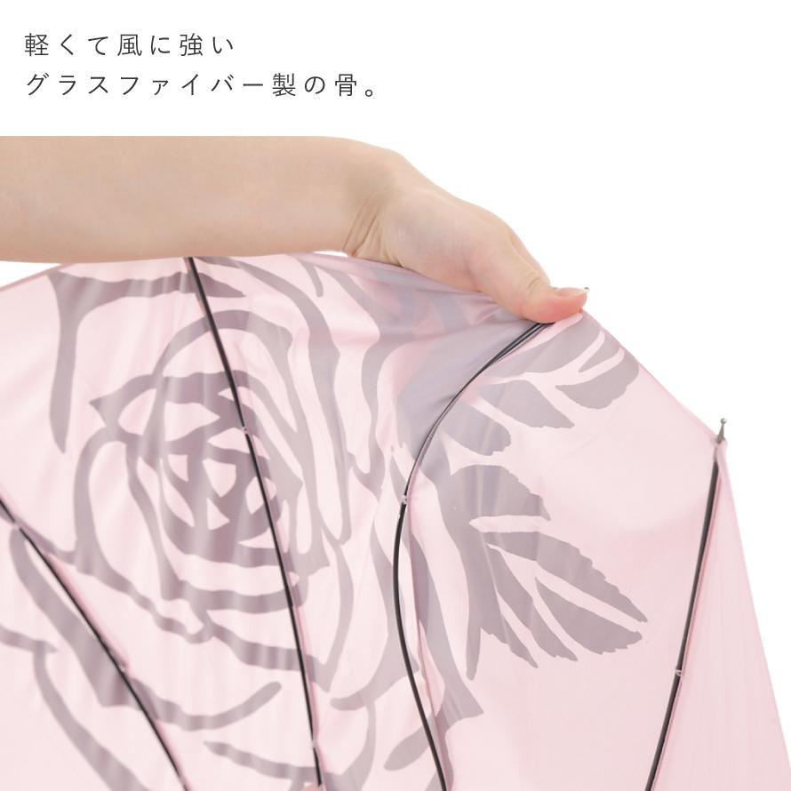 雨傘 長傘 UVカット 紫外線カット ジャンプ傘 軽量 軽い 男女兼用 ジャンプ傘 16本骨傘 ベーシックジャンプ16 mabu